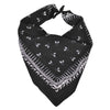 Flies Bandana Black