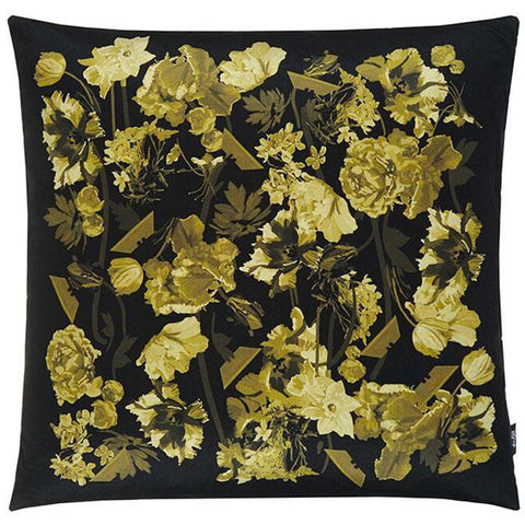 Flora Cushion Gold