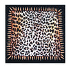Leopard Teeth Bandana Gold Flat Product Shot