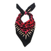 Leopard Teeth Bandana Pink