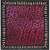 Leopard Teeth Bandana Pink Flat Product Shot