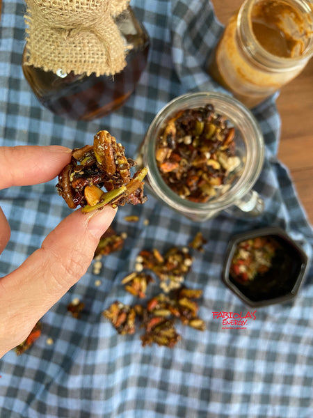 Superfood  crispy chunks