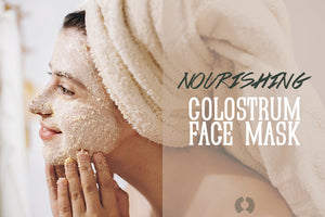 Nourishing + Anti-Inflammatory Colostrum Face Mask