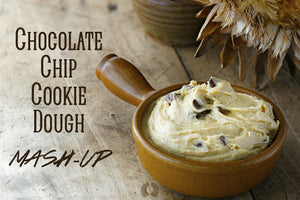 Chocolate Chip Cookie Dough Mash-Up