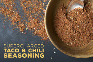 SuperCharged Taco & Chili Seasoning