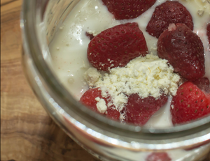 Fertile Fruits and a Healthy Gut - 3 Ingredient Colostrum Recipe