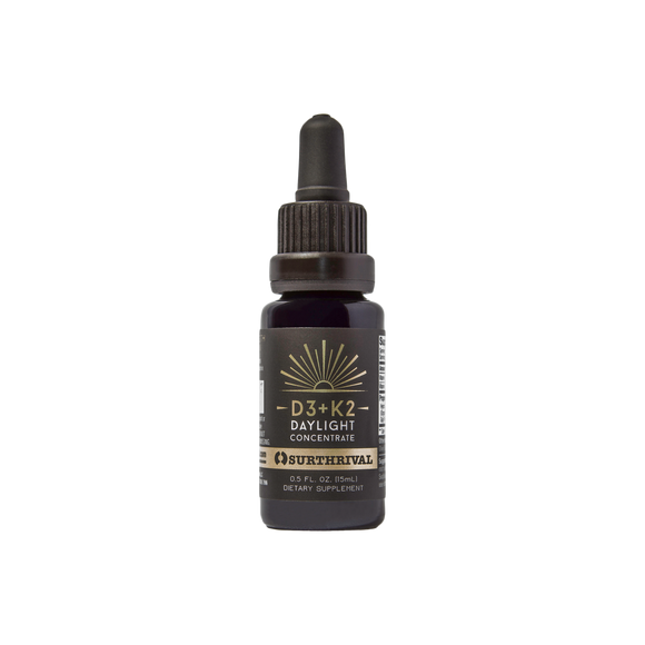 Surthrival Vitamin D3 + K2 Daylight Concentrate Photo
