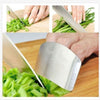 Image of Adjustable Stainless Steel Finger Guard Protector