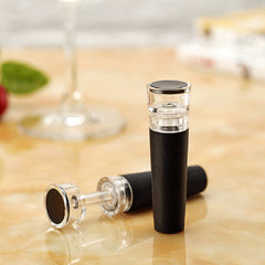 Wine Aerating Vacuum Sealed Saver