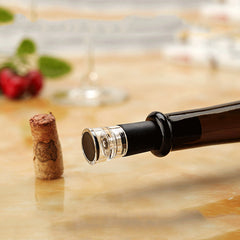2 in 1 Wine Stopper and Vacuum Seal Pump