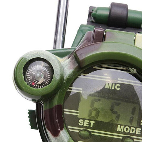 2-Piece Walkie Talkie for Kids