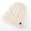 Image of Retro Style Knitted Winter Beanies