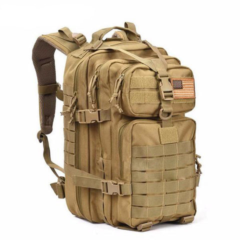 34L Waterproof Military Tactical Assault Backpack