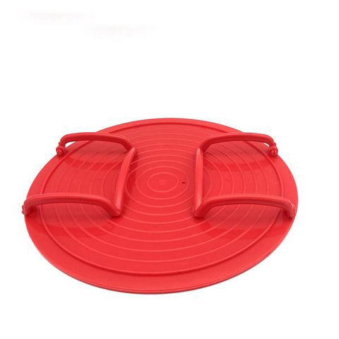 4 in 1 Microwave Plastic Stand, Tray, Stacker, Cooling Rack