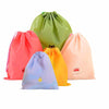 Image of 5 pcs Waterproof Cartoon Drawstring Storage Bags
