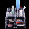 Image of Clear Acrylic Makeup Organizer