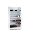 Image of Layered Acrylic Makeup Organizer