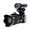 "Image of 33MP Digital Camera with 3.0"" LCD Screen 1080P HD Camcorder and 24X Optical Zoom"