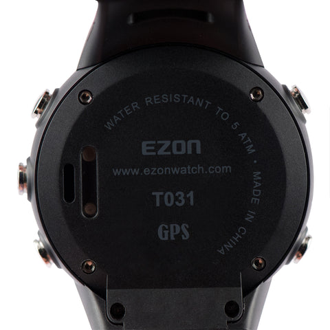 Waterproof Outdoor Running Sports Watch with GPS