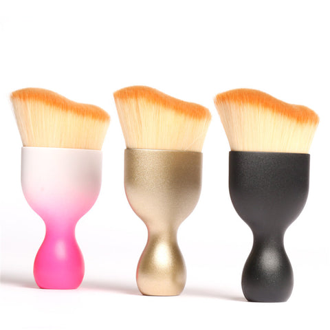 S-Shaped Multi-Functional Brush
