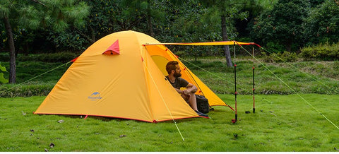 3-4 Person Double Layer Camping Tent