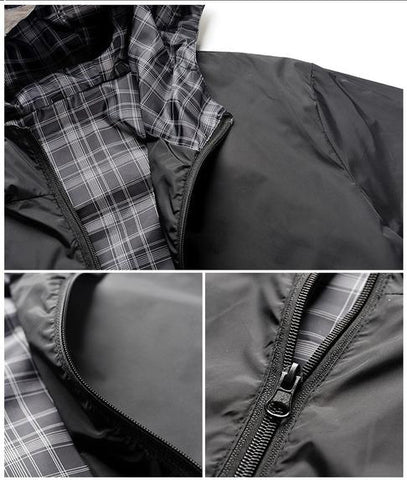 Lightweight Waterproof Winter Jackets for Men