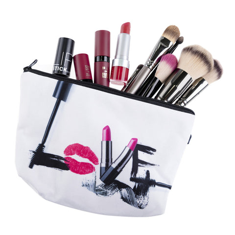 3D Travel Makeup Bag