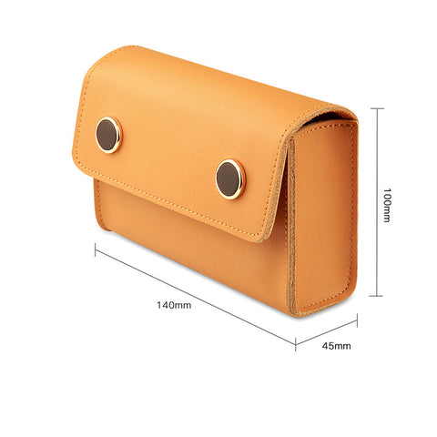 Leather Pouch for MacBook Accessories