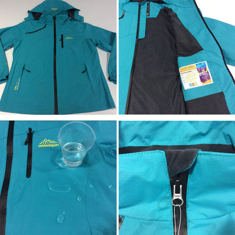 Waterproof Windbreaker Jacket