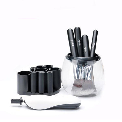 Electronic Makeup Brush Cleaner and Dryer
