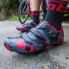 Image of Breathable Cycling Shoes for Men