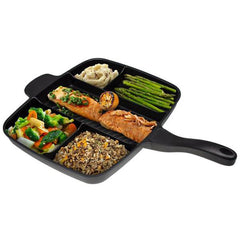5 in 1 Non-Stick Magic Pan