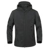 Image of Lightweight Fleece Lined Waterproof Tactical Jacket