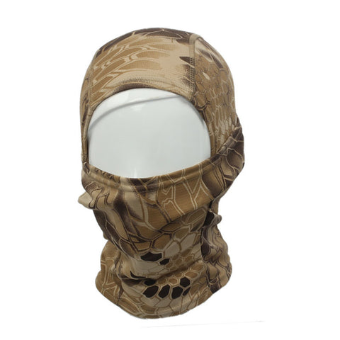 Tactical Full Face Mask