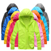 Image of Lightweight Sunscreen Camping Jacket