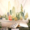 Image of Cactus Tapestry Hanging Wall Decor