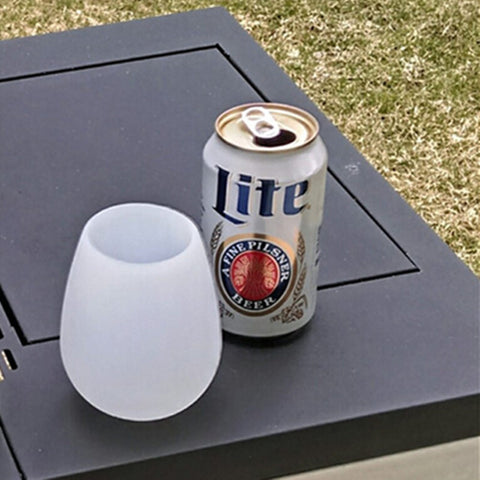 Foldable Outdoor Silicone Cups