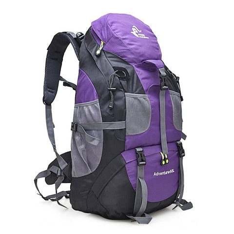 Waterproof Backpack purple