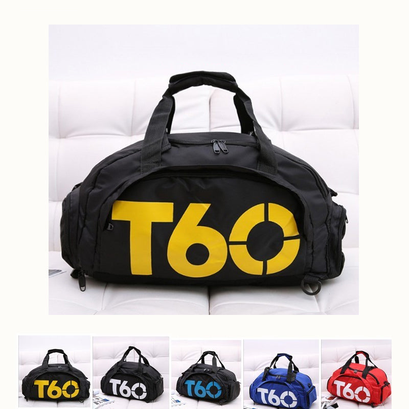 Multi-Purpose Waterproof Sport Bag with Shoe Storage