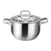 Image of Non-stick Stainless Steel Induction Cooker Cookware Set