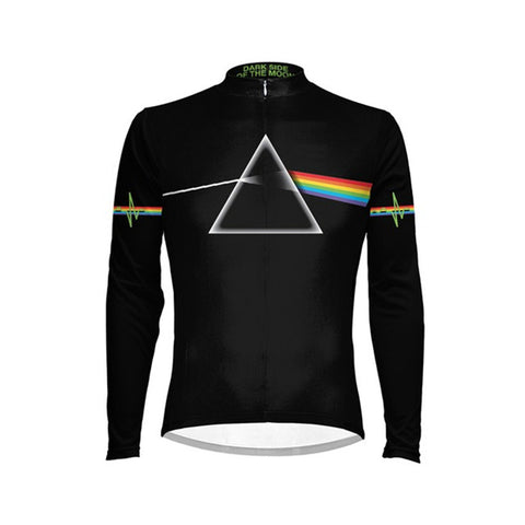 Long Sleeve Cycling Jersey