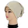 Image of 2 in 1 Soft Knitted Winter Beanies
