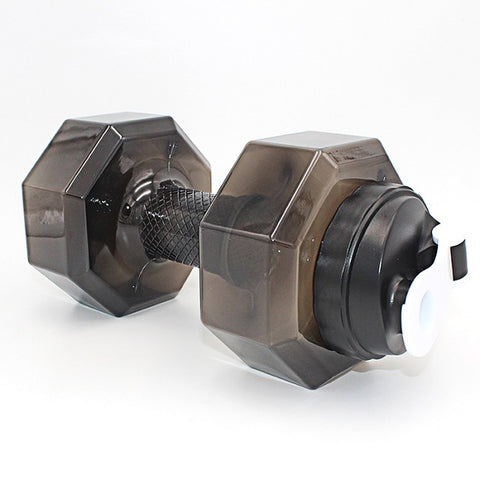 2.5L Plastic Bottle Shaped Dumbbells