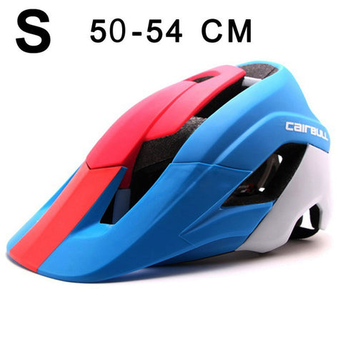 Ultralight Integrally-molded Bicycle Helmet