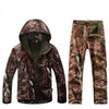 Image of Softshell Tactical Jacket and Pants Set