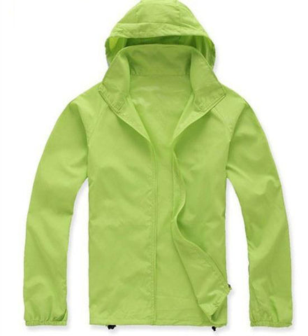 Lightweight Quick Dry Hiking Jackets for Men and Women