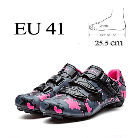 Breathable Cycling Shoes for Men