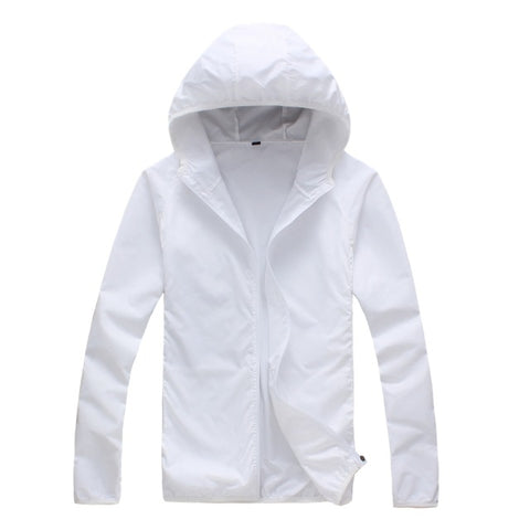 Lightweight Sunscreen Camping Jacket