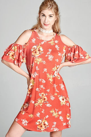 The Floral Island Dress