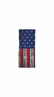Krusher Neck Gaiter - American Flag - Krusher Marine Products